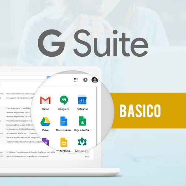G Suite Licenciamiento Basico