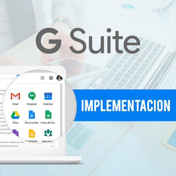 G Suite Implementacion