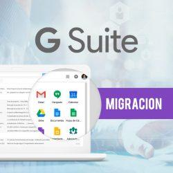 G Suite Asistencia en la Migración
