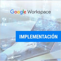 Meriti Implementación Google Workspace