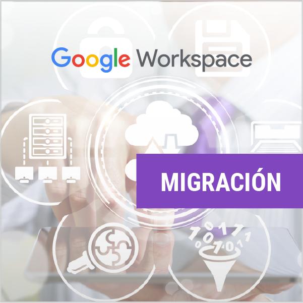 Meriti Migración Google Workspace